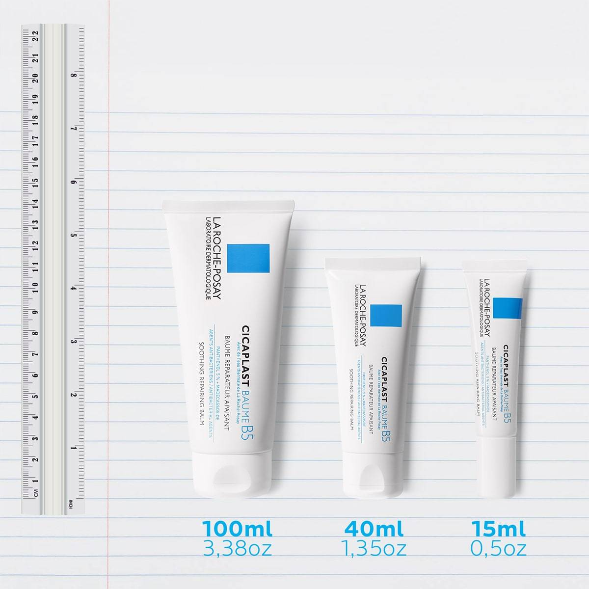 LaRochePosay ProductPage Damaged Cicaplast Baume B5 Family 33378724130
