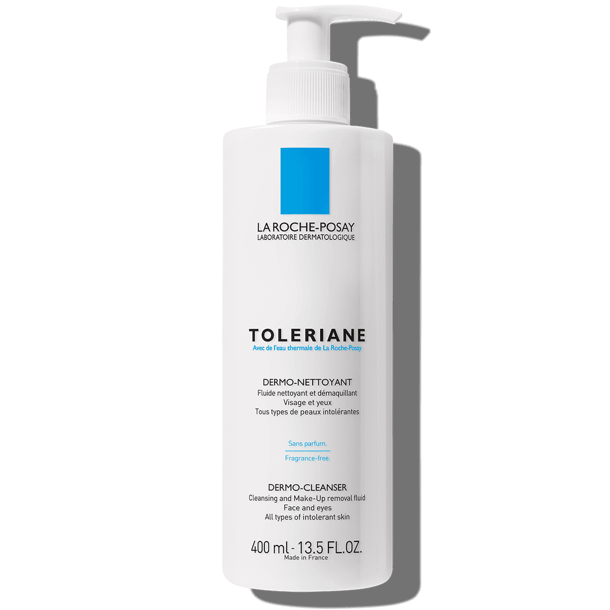 La Roche Posay ProductPage Sensitive Allergic Toleriane Dermo Cleanser