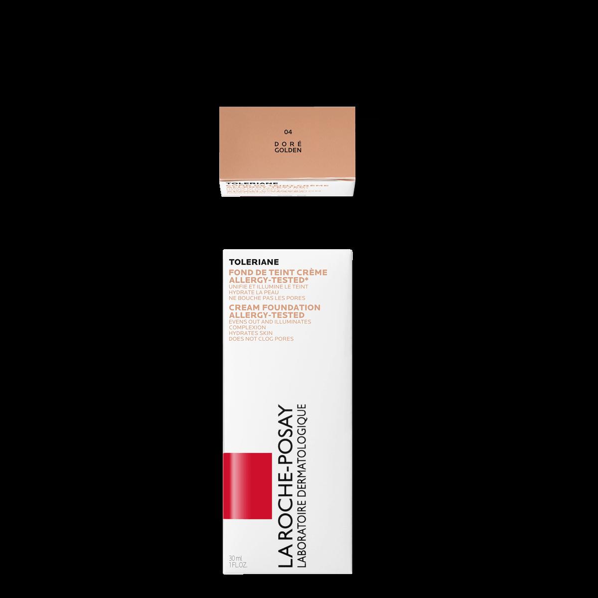 La Roche Posay Sensitive Toleriane Make up CREAM_FOUNDATION_04GOLDEN 3