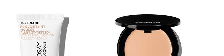 La Roche Posay makeup range page bottom